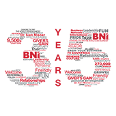 BNI 35周年
